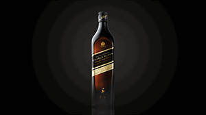 Φιάλη ουίσκι Johnnie Walker Double Black