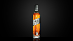 Garrafa do whisky JOHNNIE WALKER PLATINUM LABEL®