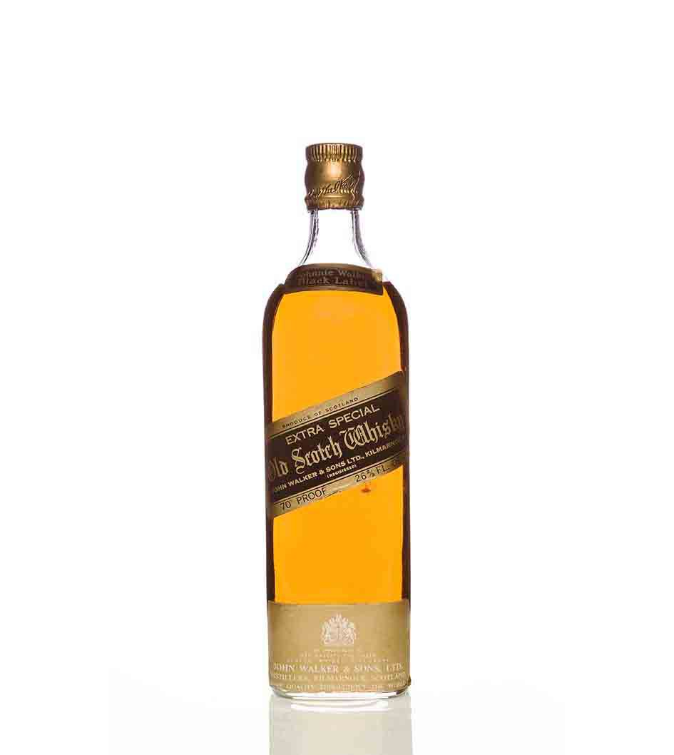 Fles Extra Special Old Scotch Whisky