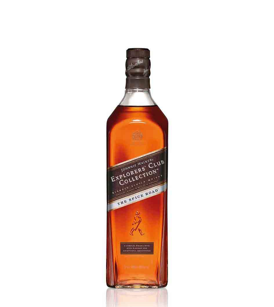 Botella de whisky Johnnie Walker Explorers' Club Collection - The Spice Road