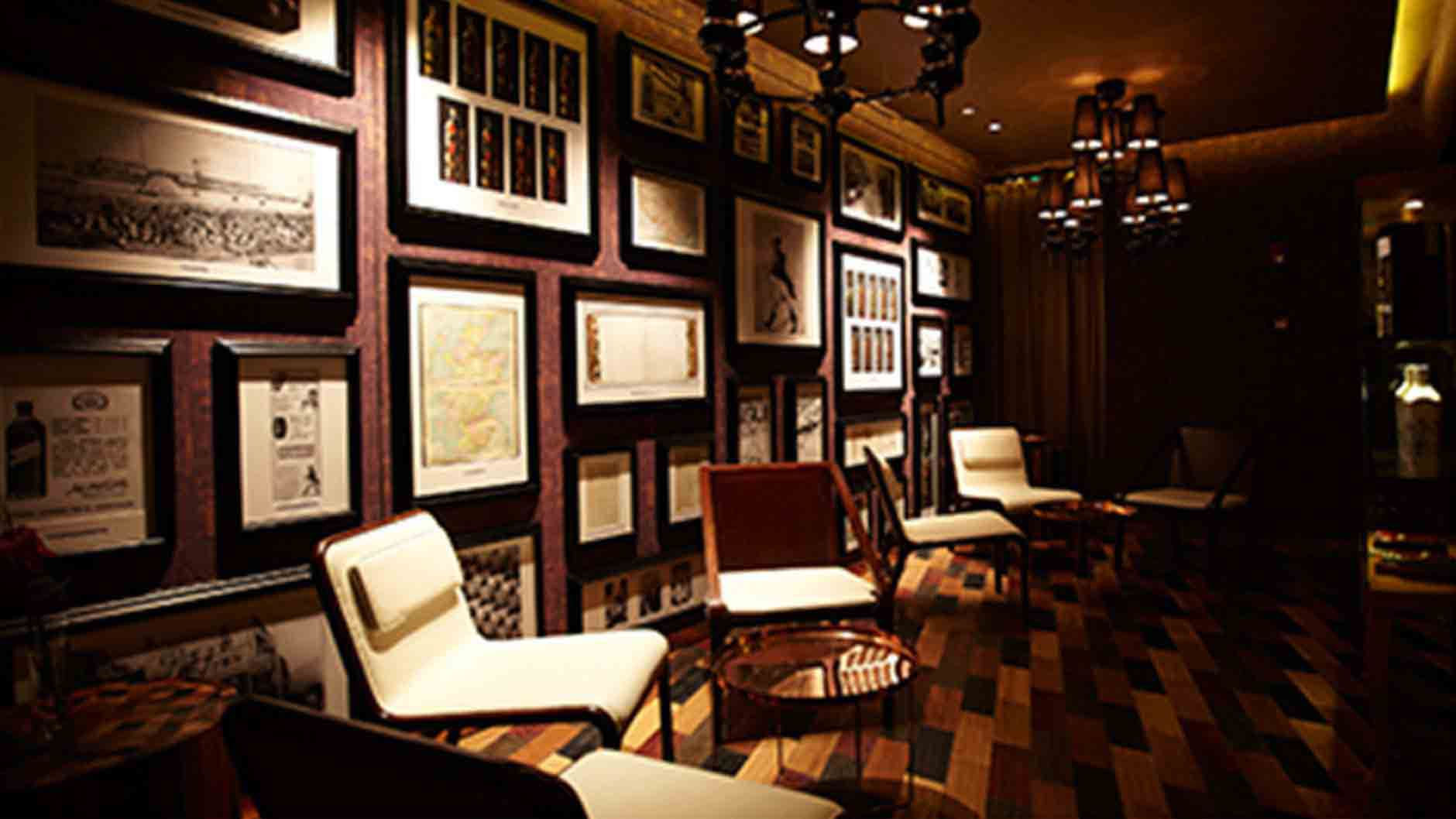Johnnie Walker House Shanghai 1910 Room