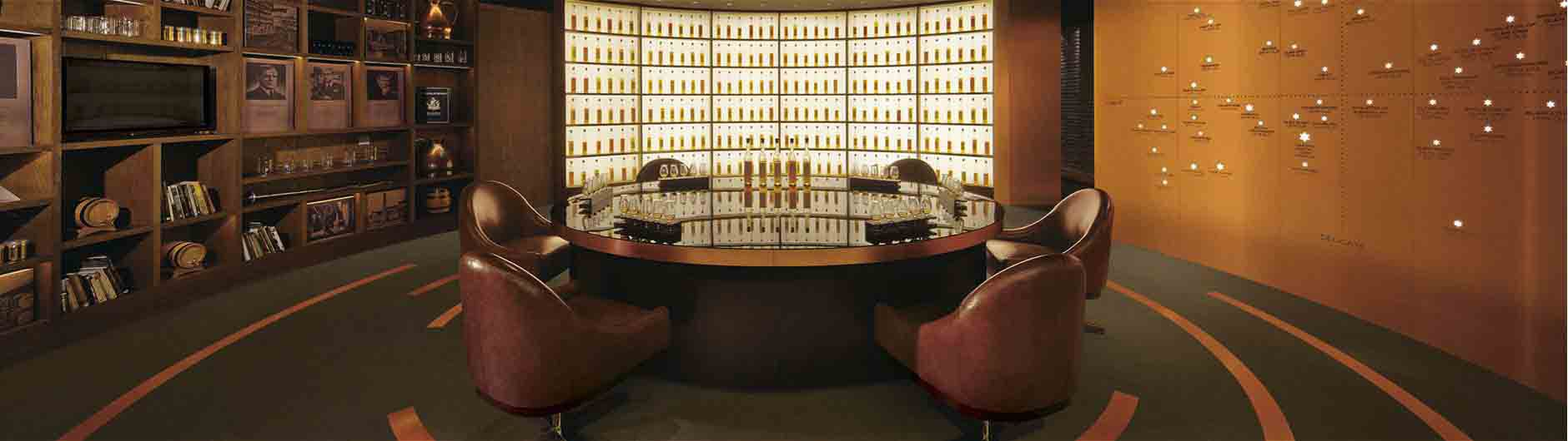 Alexander Walker Blending Room at Johnnie Walker House Beijing