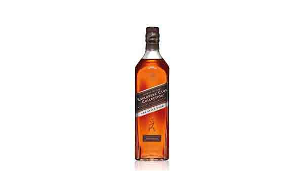 Bottle of Johnnie Walker Explorers' Club Collection - The Spice Road whisky