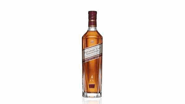Bottle of Johnnie Walker Explorers' Club Collection - The Royal Route whisky