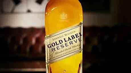 jw gold label reserve