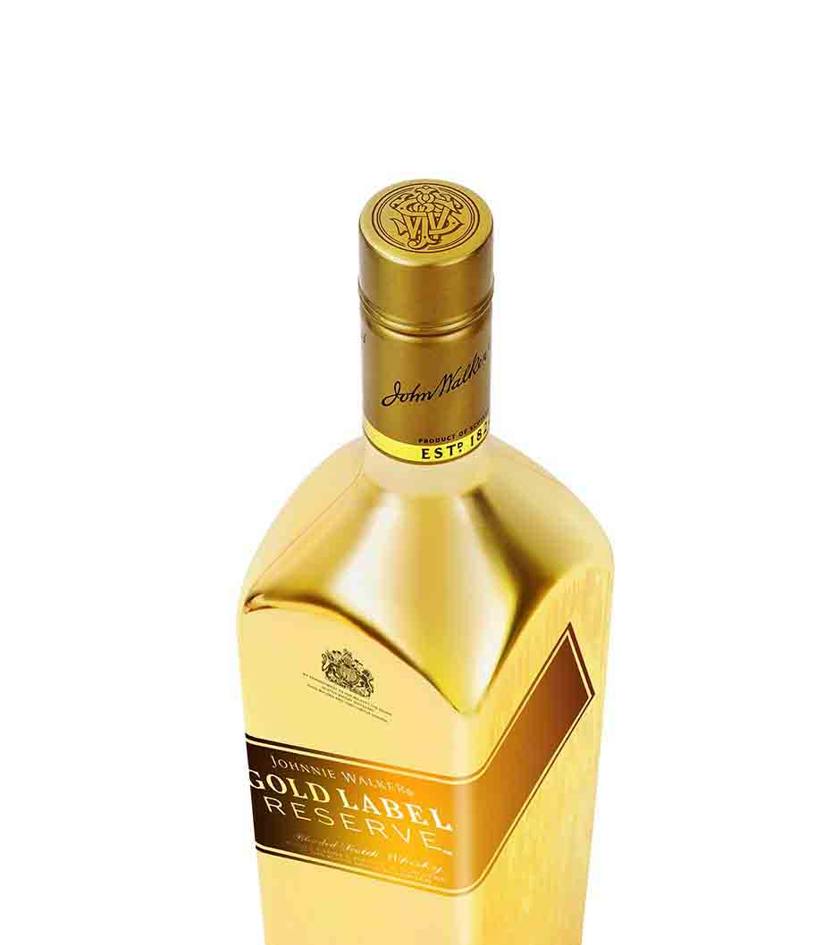 Gold Label Reserve Bullion top