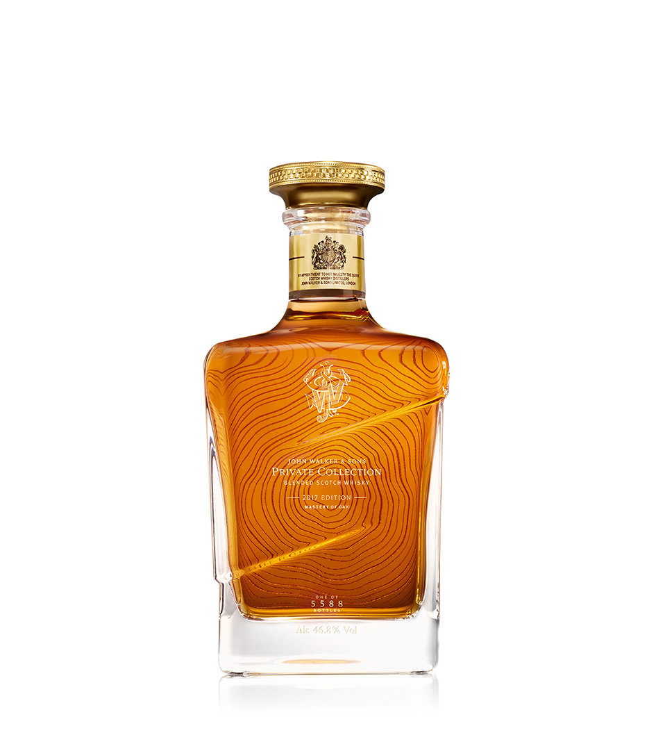 01 johnnie walker and sons private collection 2017 edition