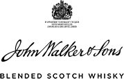 logo john walker and sons black