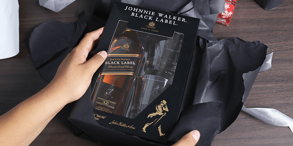 Johnnie Walker Holiday Gift Guide
