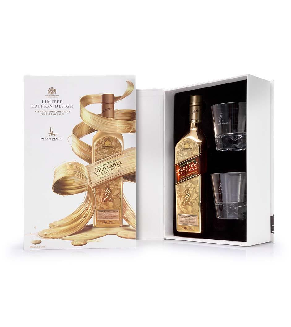gold label gift