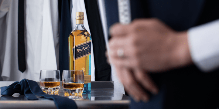 Retirement, Corporate, and Business Johnnie Walker Scotch Whisky Gifts