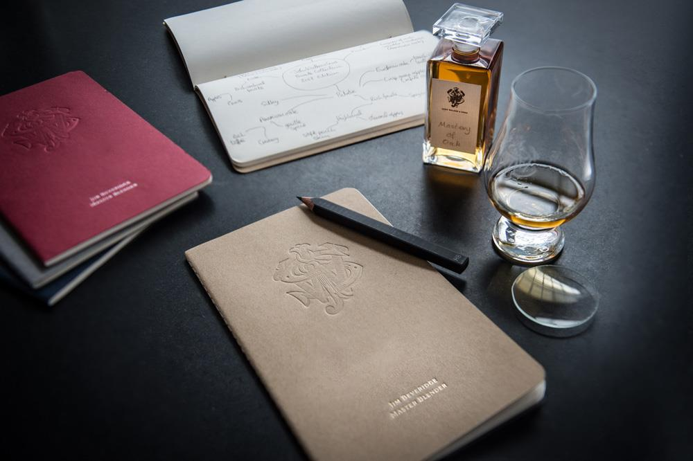 JohnWalker&Sons PrivateCollection 2017Edition TastingNotes 1