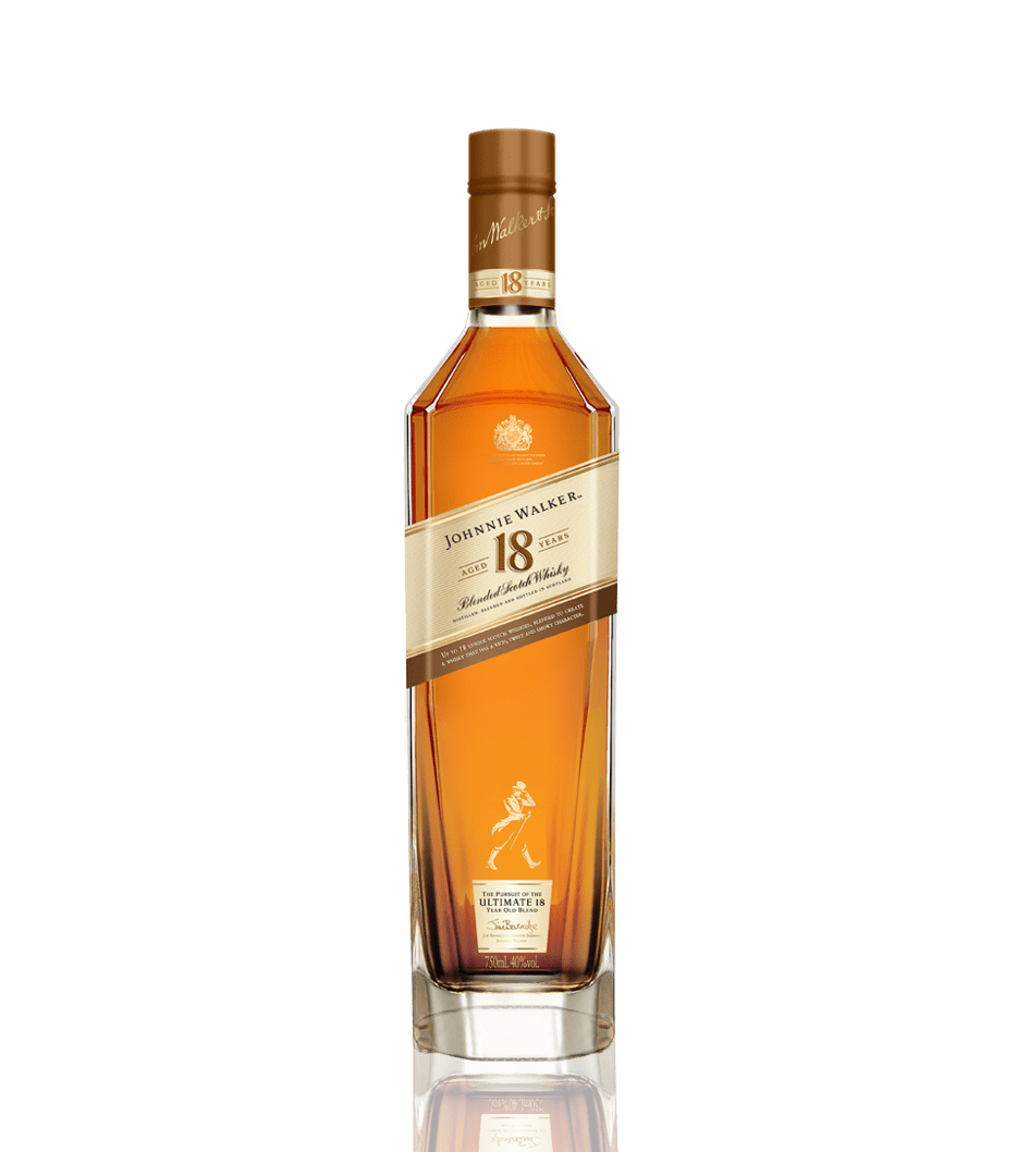 01 johnnie walker AGED18 years