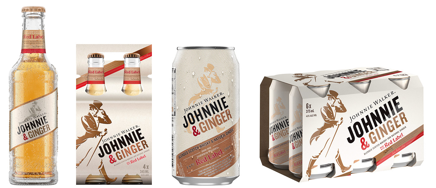 Johnnie ginger products