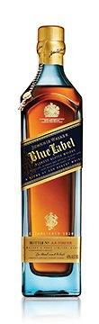 Johnnie Walker Blue bottle 750ml Front LR