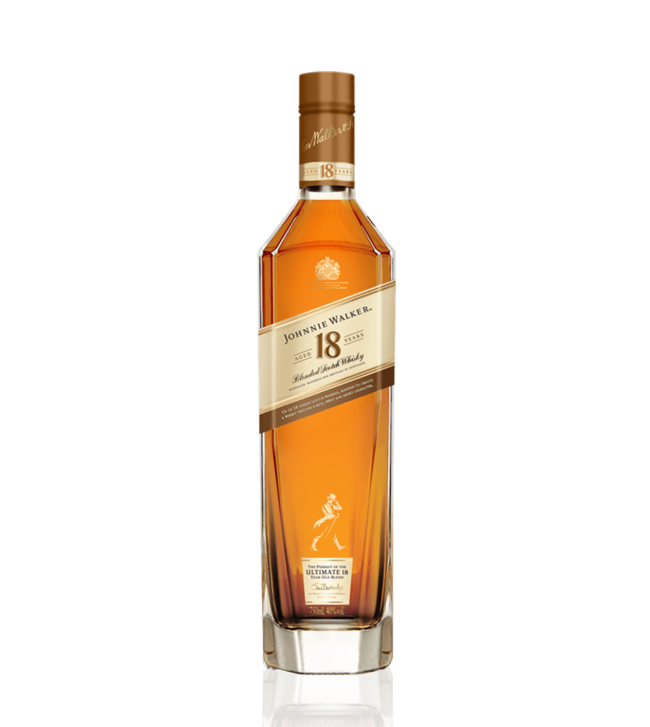 01 johnnie walker aged 18 years
