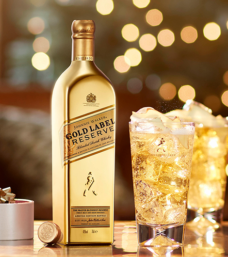 Gold Label Limited Edition Festive