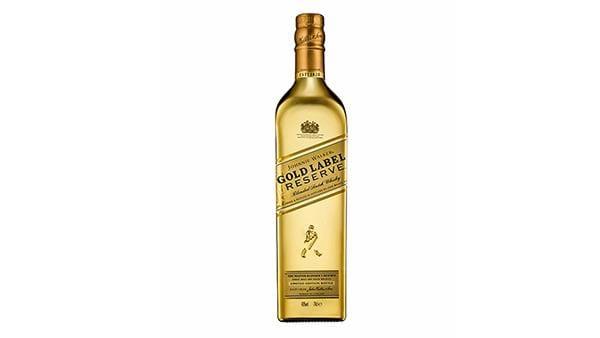 johnnie walker gold label reserve | limited edition | johnnie walker