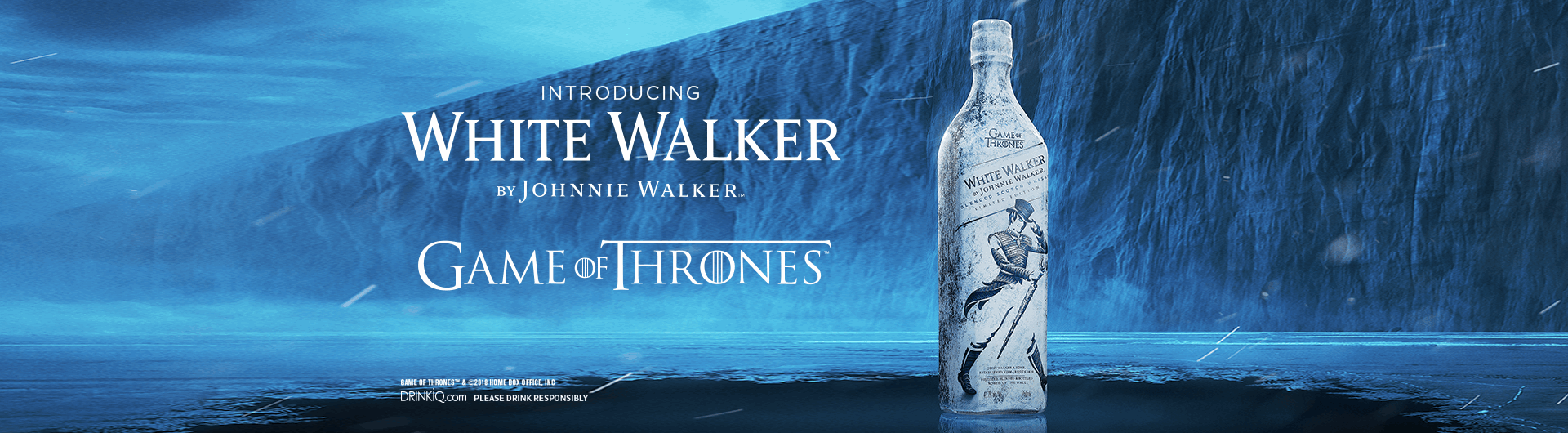 White Walker By Johnnie Walker Limited Edition Johnnie