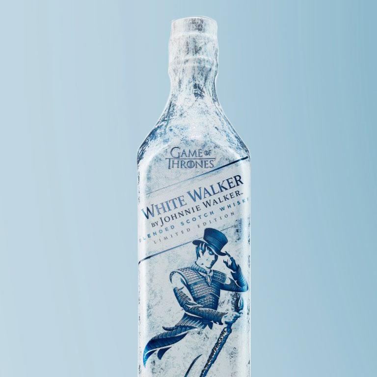 White Walker By Johnnie Walker Limited Edition Johnnie Walker